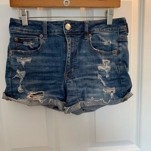 American Eagle Outfitters Shorts - AE🦅 hi rise shorties